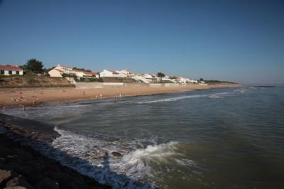 l'immobilier à la plage de jard