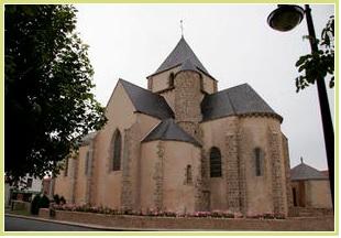 L'église d'Aubigny