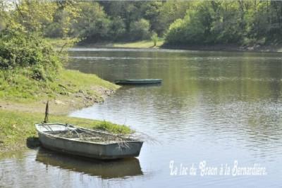 Le Lac du Graon a La Bernardiere