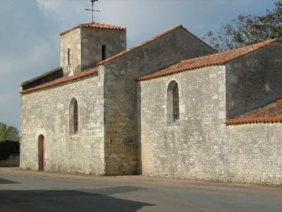 Eglise de La Claye