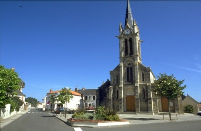 Eglise Nieul