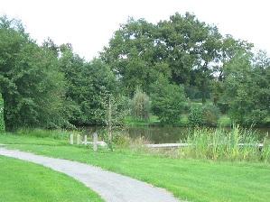 Plan d'eau La Boissiere