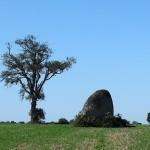 Le Menhir de Beaulieu