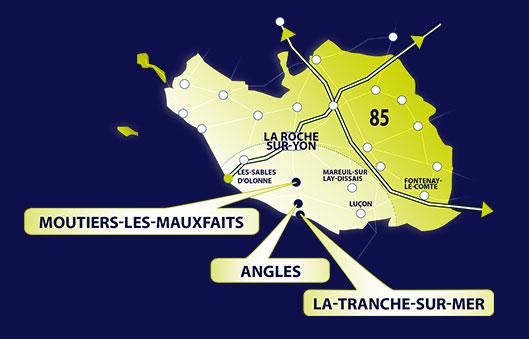 agences Grolleau en Vendée